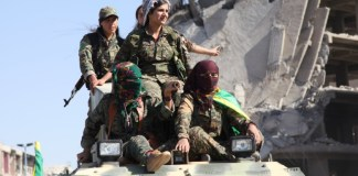 Kurdish Women Fight Against Patriarchy For Independence