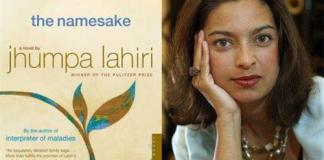 Book Review: Namesake By Jhumpa Lahiri