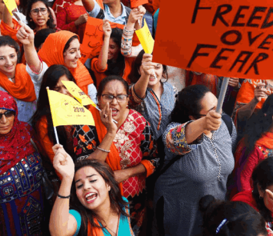Pakistan's Aurat March: Women Taking To The Streets On 8 March, 2020