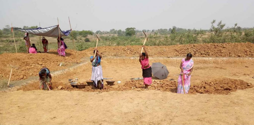 Putting woDoes The NREGA Work For The Empowerment Of Women?men at the front and center of NREGA not only makes it more effective and transparent, but also changes societal perceptions of what women can and cannot do.