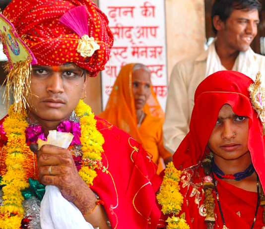 Bride And Prejudice: The Fight For Eradicating Child Marriage In Delhi's Schools