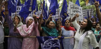 A Dalit Woman's Body In The Indian Courtroom