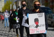 Indian Feminist Organizations Condemn Poland's Draconian Abortion Law