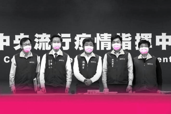 COVID-19: Are Pink Masks Only For Girls? Taiwan Health Officials Say No!