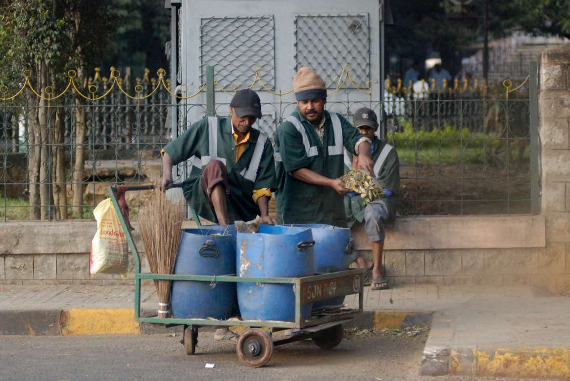 How To Help Sanitation Workers During COVID-19?