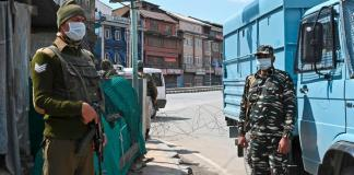 Covid-19: Kashmir Under Yet Another Lockdown