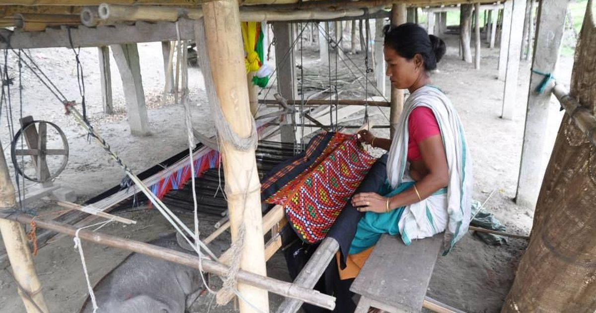 The Impact Of Covid-19 On Assam's Women Weavers