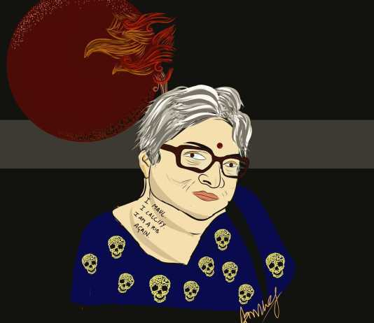 Eunice De Souza: The Poet Dawning A 'Necklace Made Of Skulls'