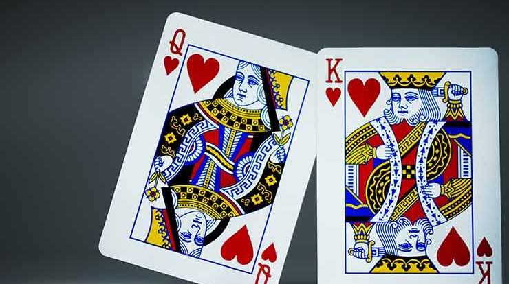 Why Aren't The King And The Queen Equal In A Deck Of Cards?