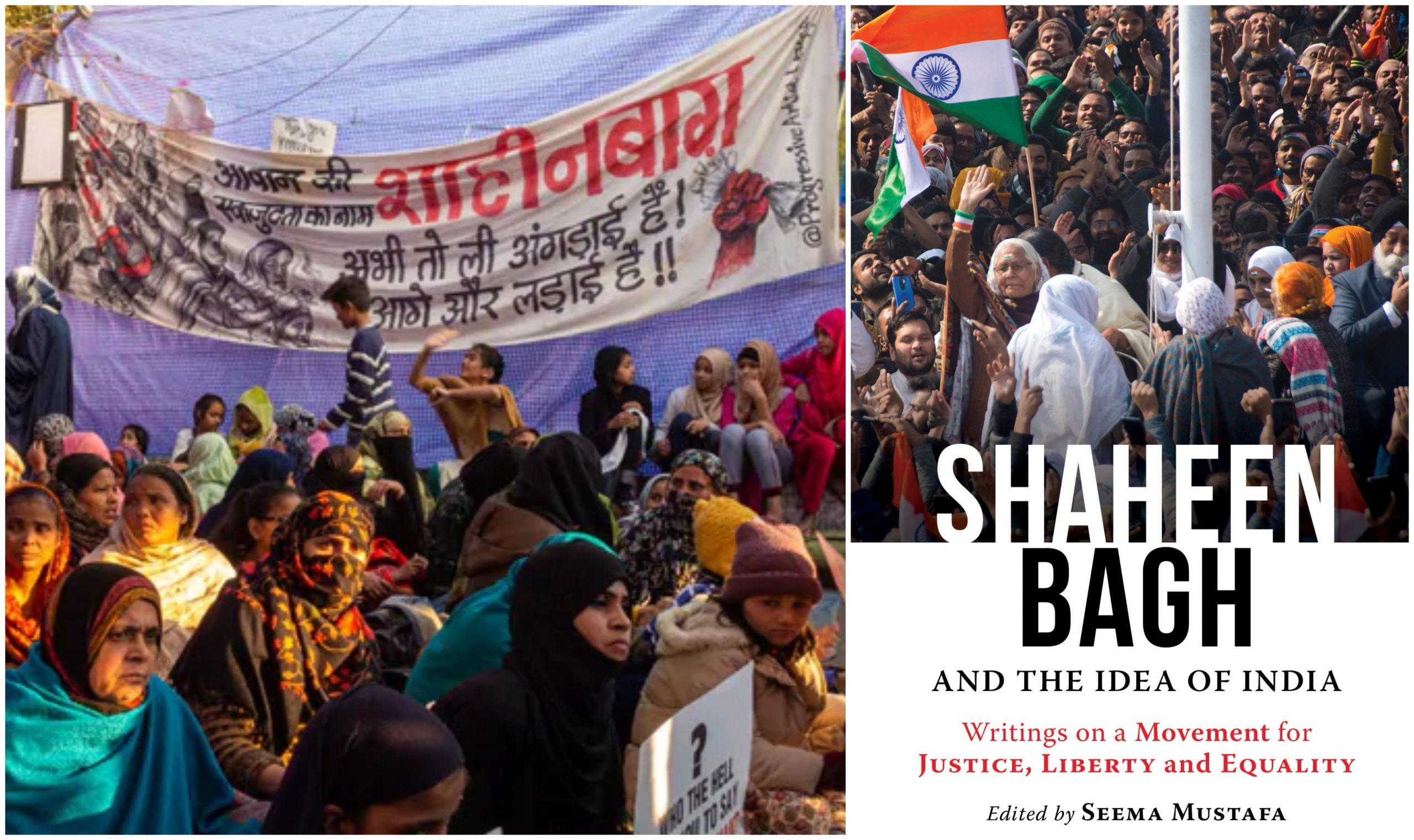 Book Review: Shaheen Bagh And The Idea Of India Ed. By Seema Mustafa