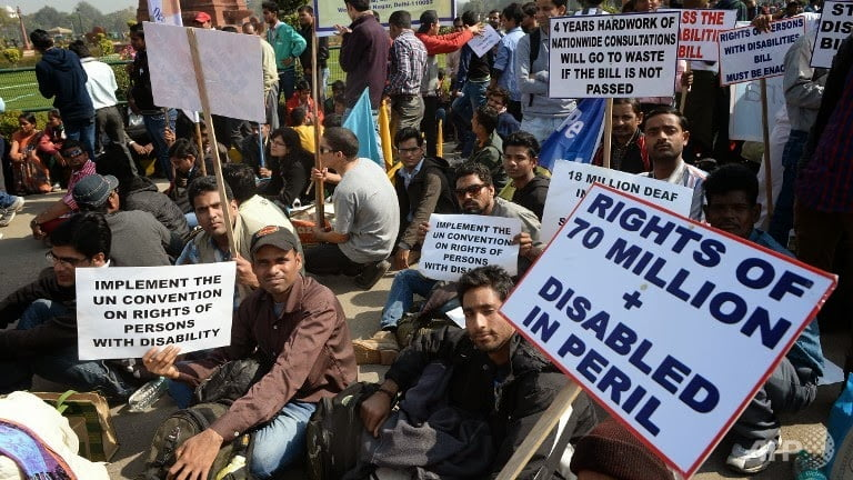 Why The Govt's Amendments To The Disabilities Act Must Be Opposed | #SaveTheRPDA