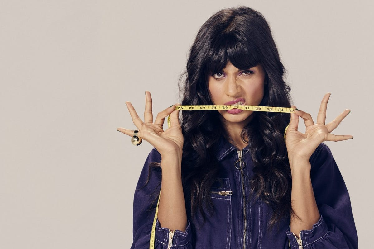 "Why Jameela Jamil's ""I Weigh"" Podcast Series Is A Must Watch"