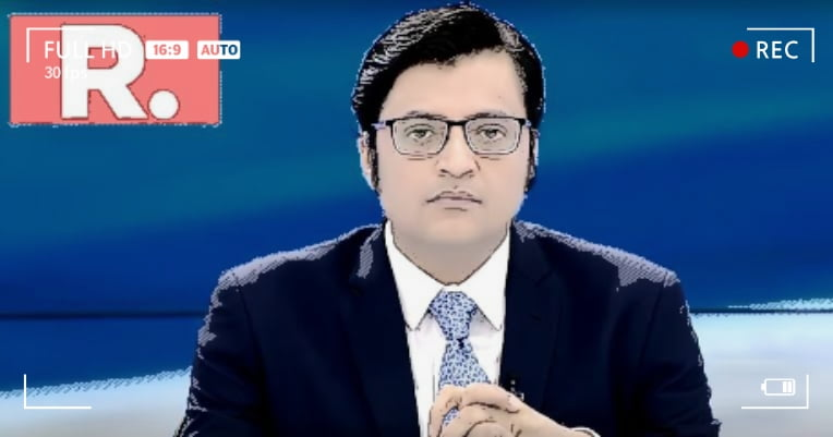 Arnab Goswami – Our Prime Time Poster Boy For Toxic Masculinity On TV