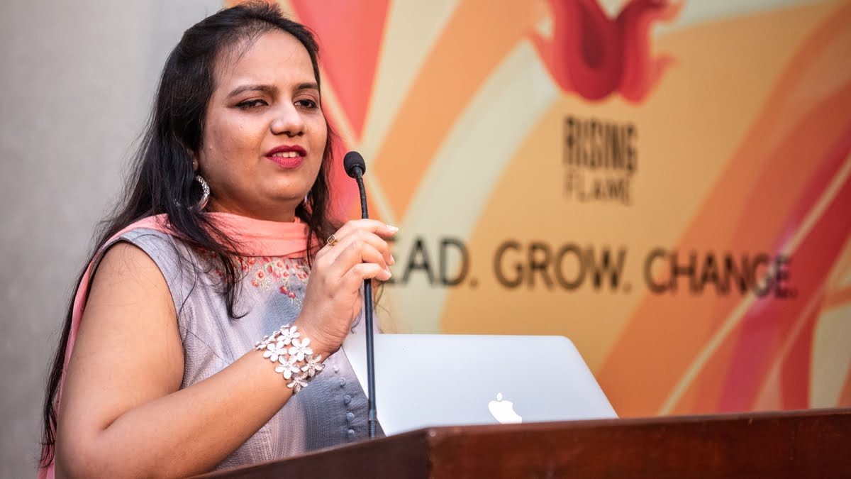 Rising Flame's Nidhi Goyal On Womxn With Disability, The RPWD Act, COVID-19 & More