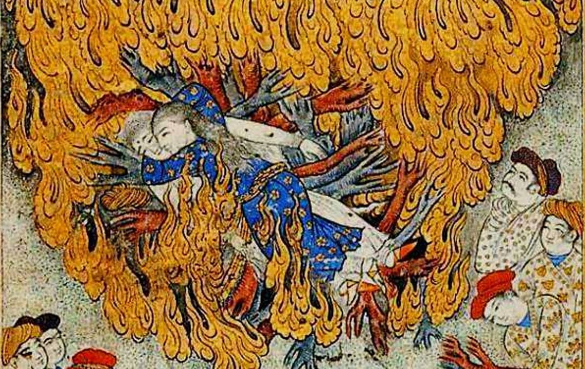 Agnipariksha: Self-Immolation As A Final Act Of Womxn Reclaiming Their Bodies As Their Own