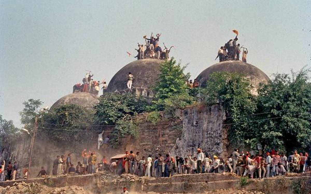 Ayodhya Issue Reflects The Increasing Masculinisation of Politics In India