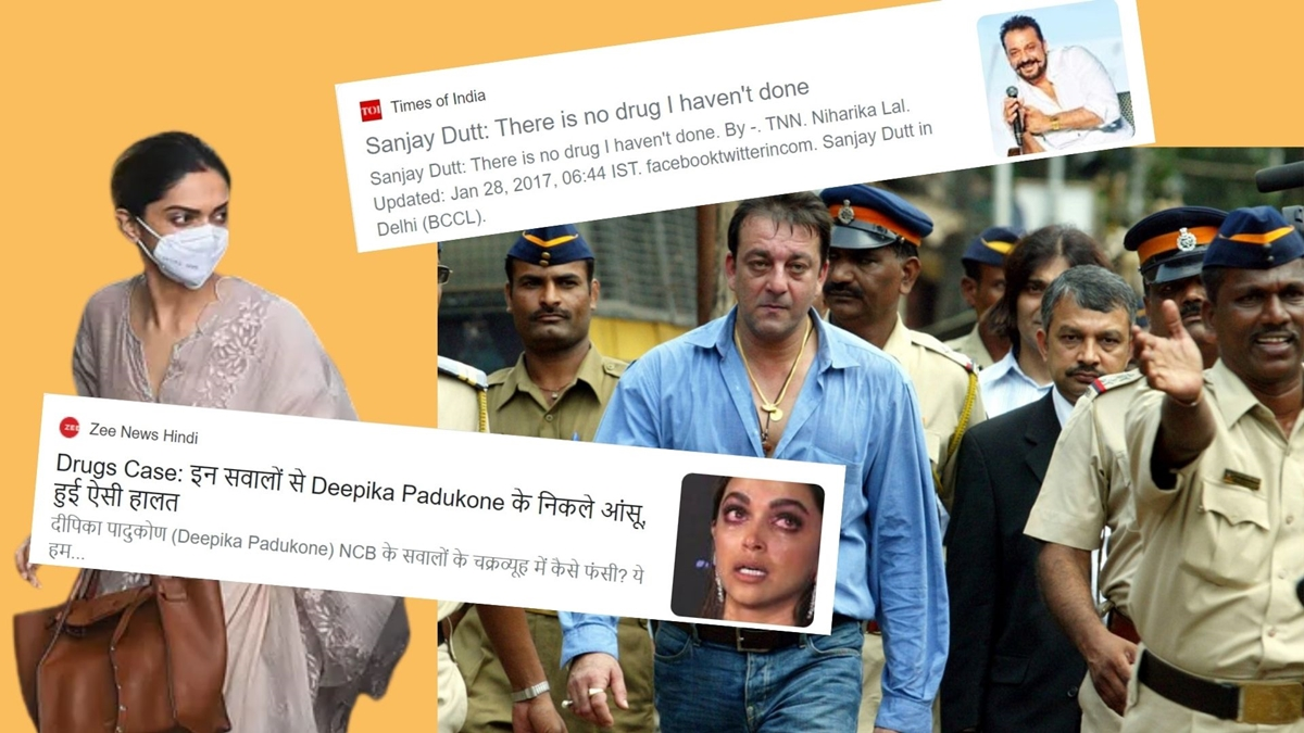 Higher Moral Standards For Women: While Sanjay Dutt's Drug Abuse Got Him A Biopic, Female Actors Face Probe