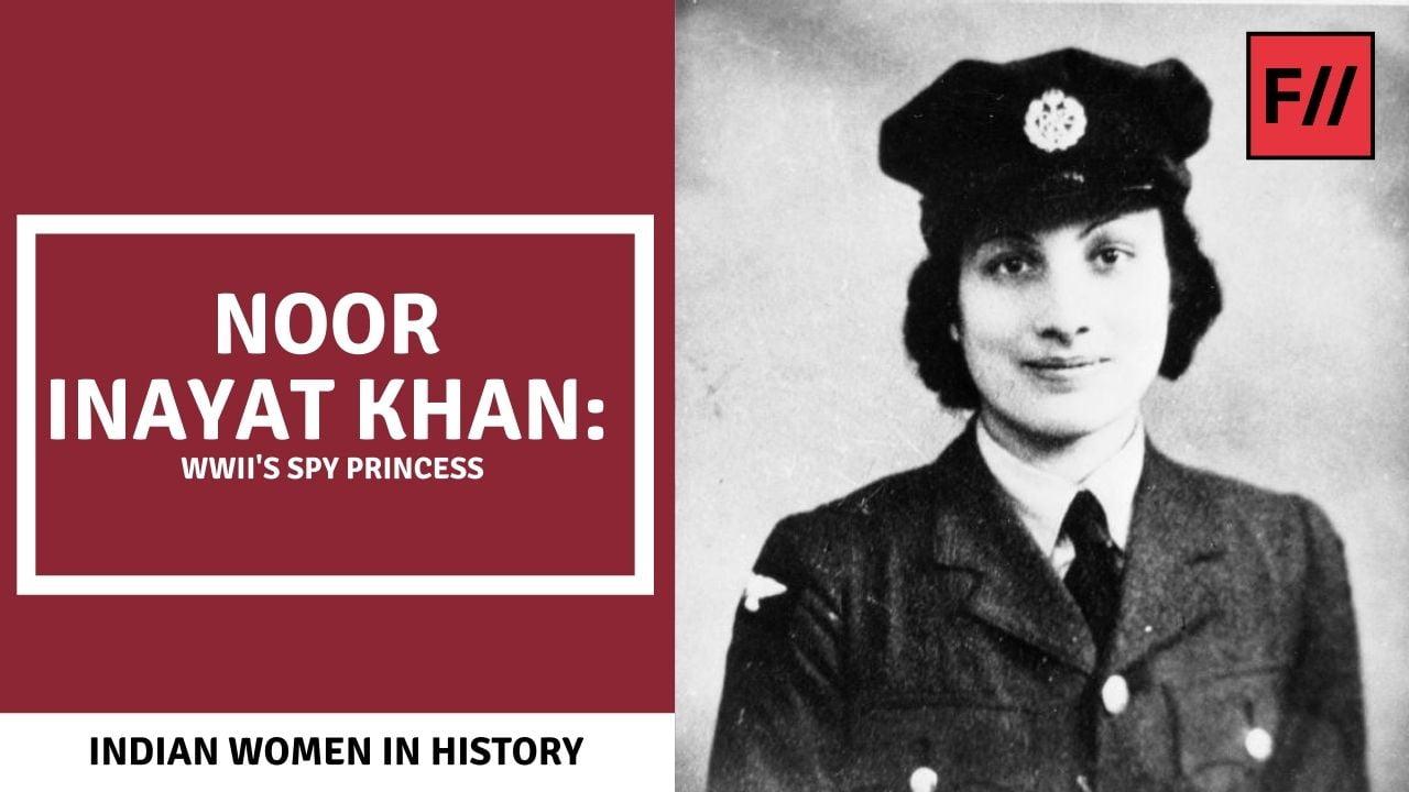 Video: The Princess Spy—Noor Inayat Khan