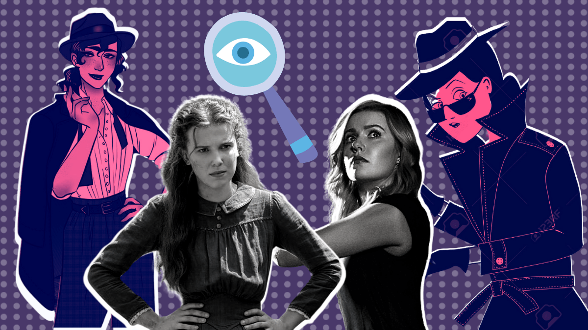 Who's Next?: Decoding The Reasons Behind The Lack Of Female Detectives In Literature