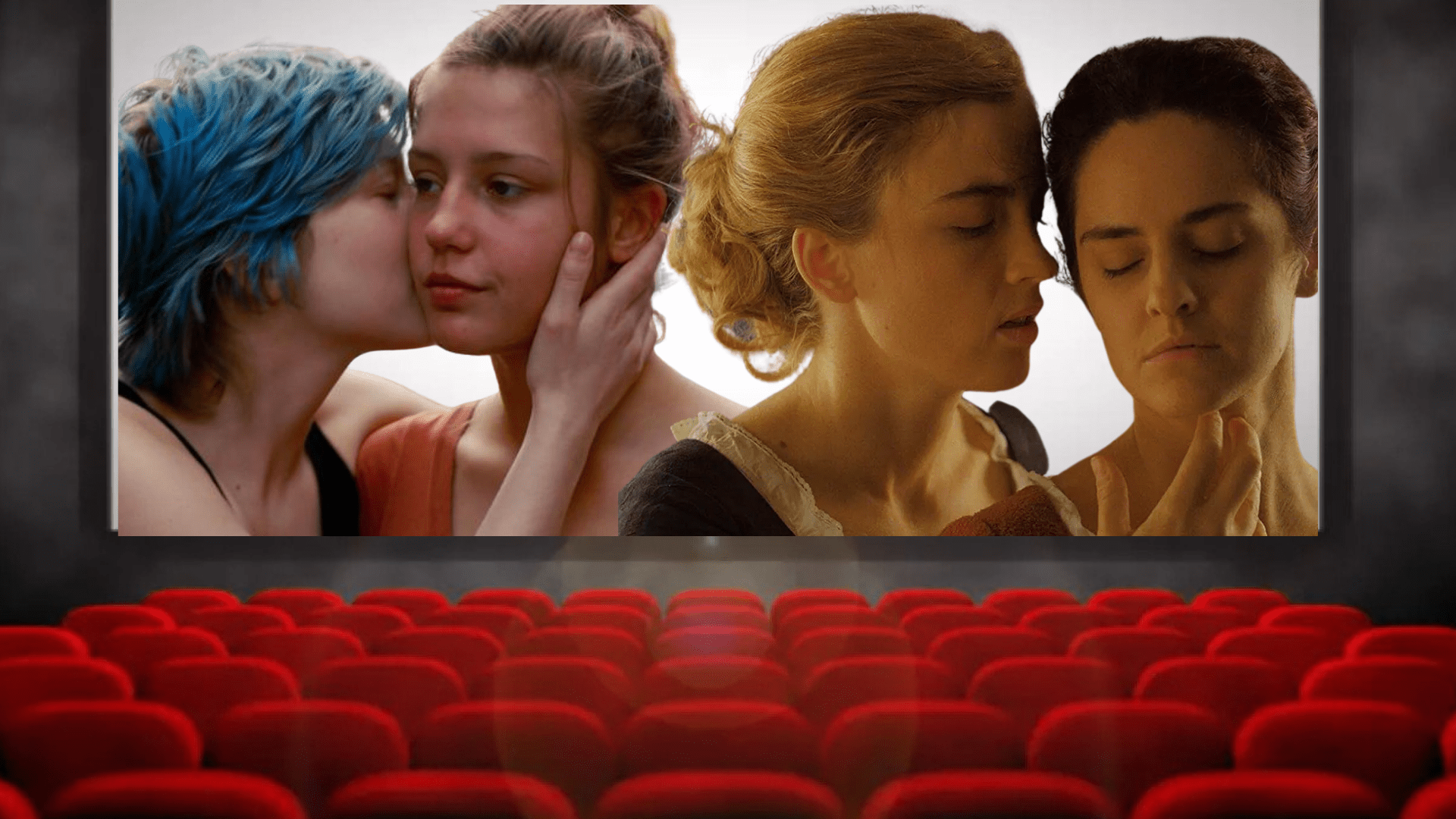 The Fetishisation Of Lesbian Relationships In Cinema And Pop Culture