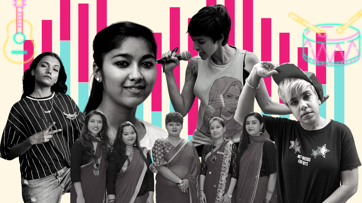 These Musicians Who Are Smashing Patriarchy One 'Sur' At A Time