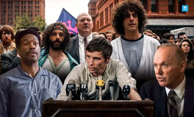 Film Review: The Trial Of The Chicago 7 Skilfully Brings Out The Irony Of A Peaceful Protest