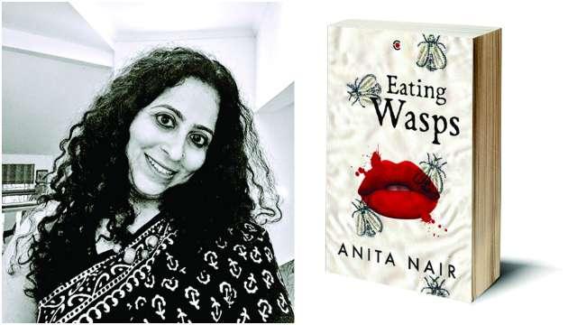 Book Review: 'Eating Wasps' By Anita Nair