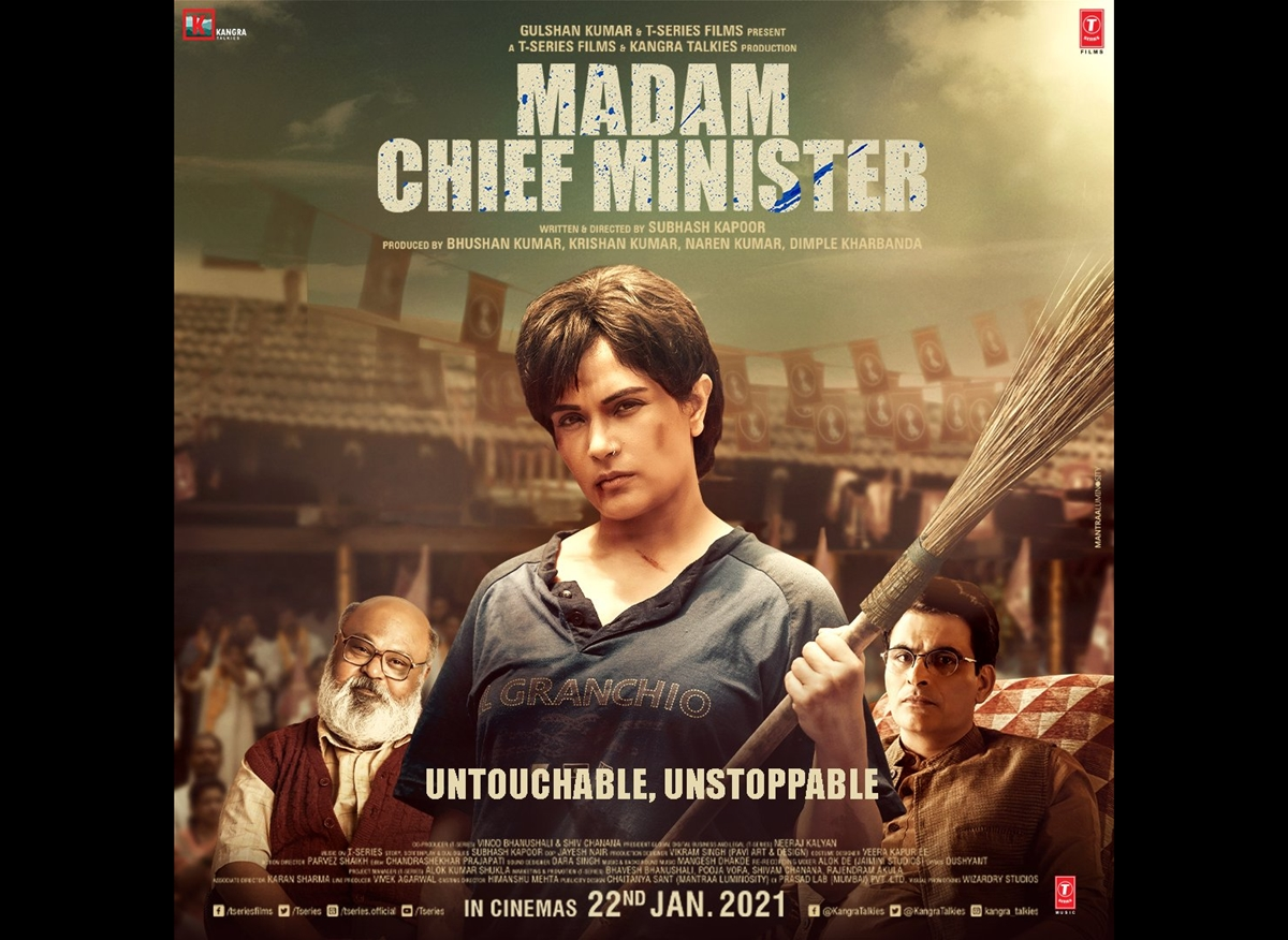 Richa Chadha In Madam Chief Minister: The Untiring Saga Of Dalit Misrepresentation In Cinema