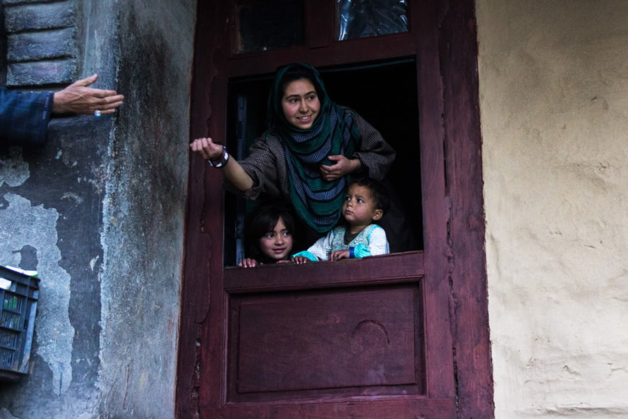Do Women In India Have A 'Room Of Their Own'?