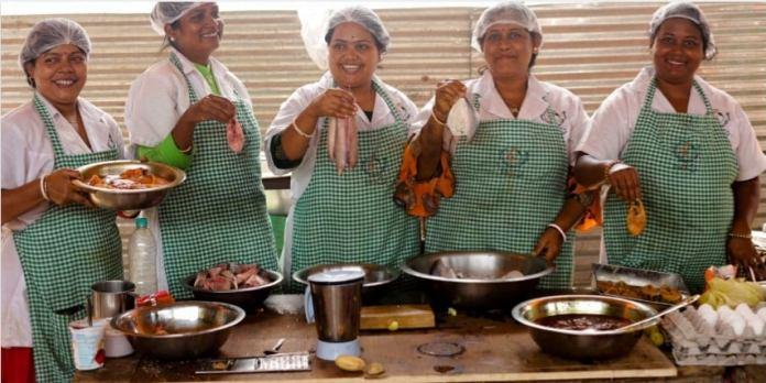 Aajeevika India Food Court 2021