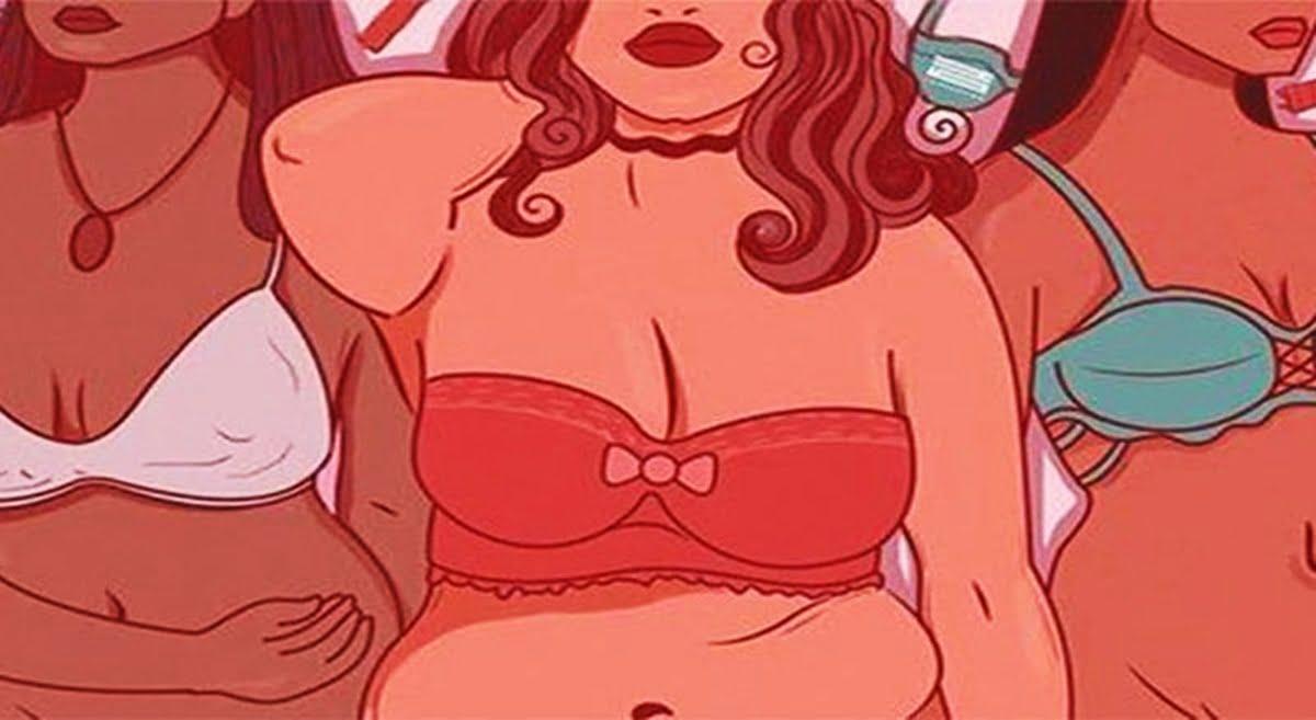 'Keep Your Arms Close': Big Boobs, Body Shaming & Trauma