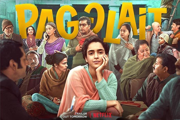 Pagglait: Unravelling The Challenges Of The Modern Indian Widow