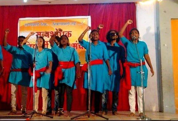 The Contribution Of Dalit Women Shahir In Maharashtra's Anti-Caste Movement