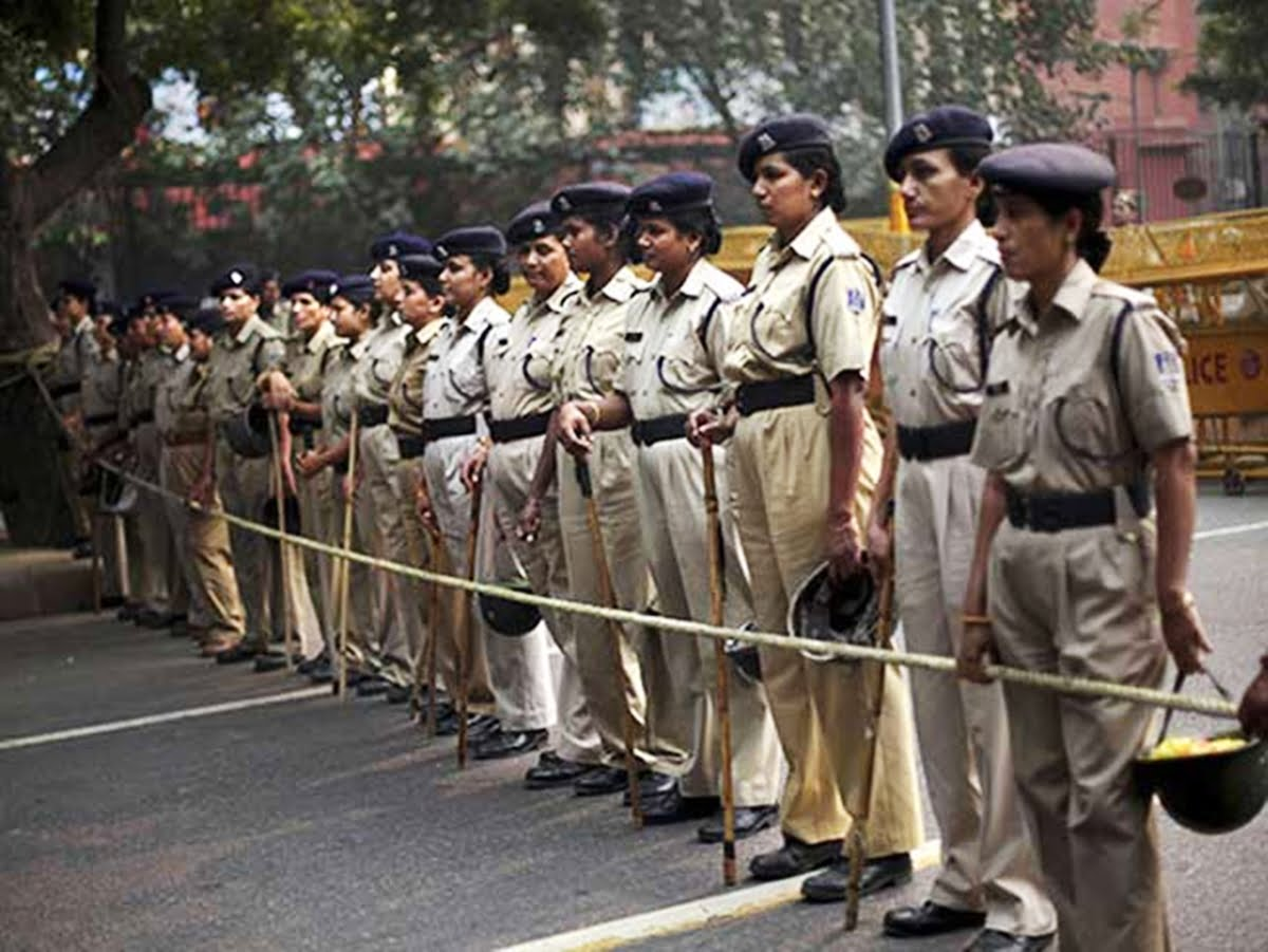 How The Indian Policing System Suppresses Women Police Officers