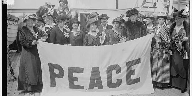 Redefining Power: Women As Peace Operators