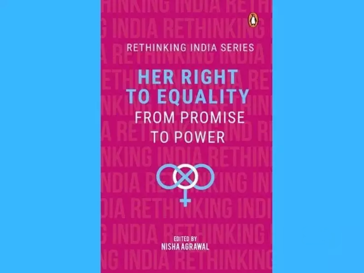 Book Review | Her Right To Equality Edited By Nisha Agrawal