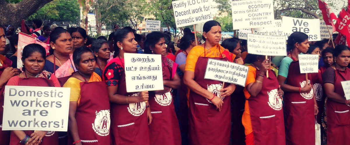 Is Commercialisation A Boon Or A Bane For Domestic Workers?
