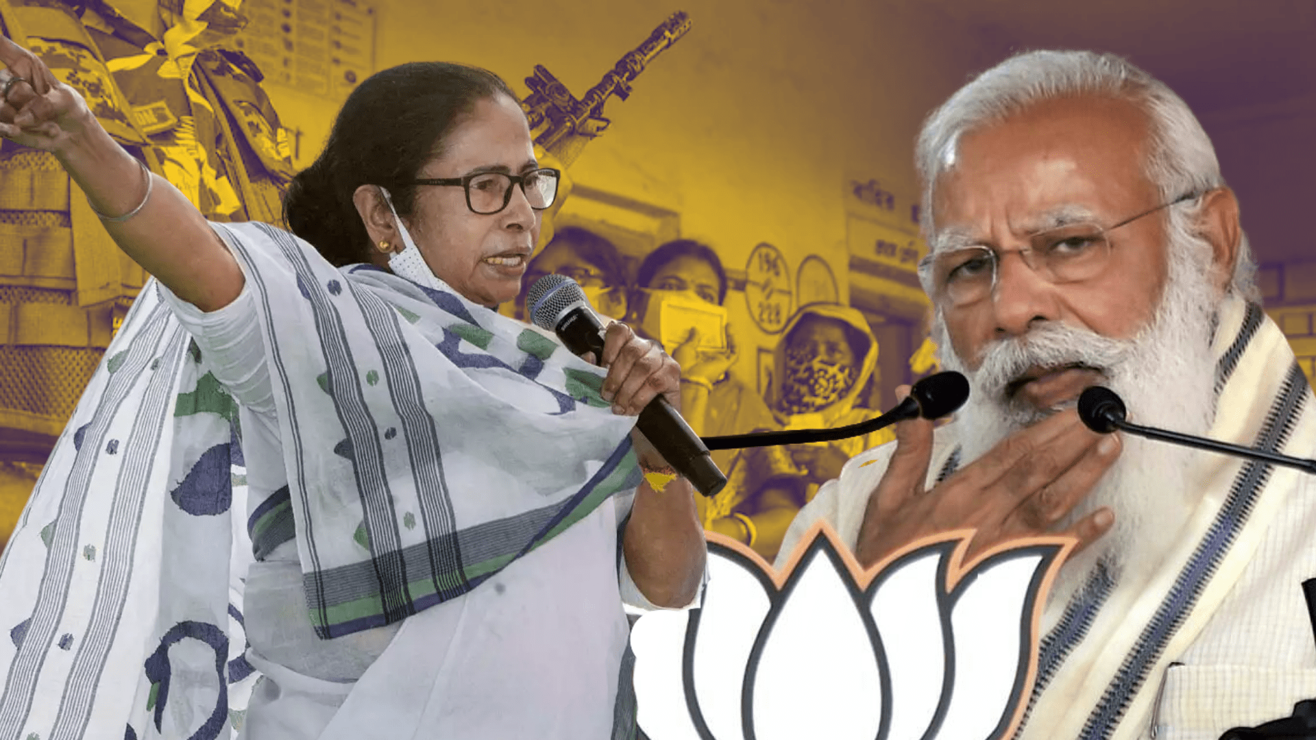 'Didi...O...Didi' — Sexism Aplenty In West Bengal Assembly Elections 2021