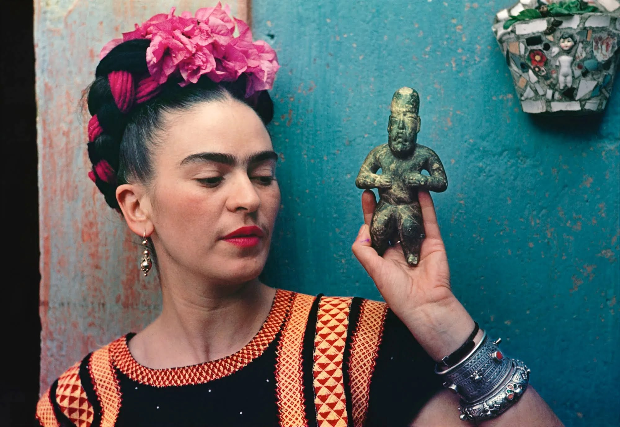 In Remembrance  Flipping Through The Diary Of Frida Kahlo: An Intimate Self Portrait