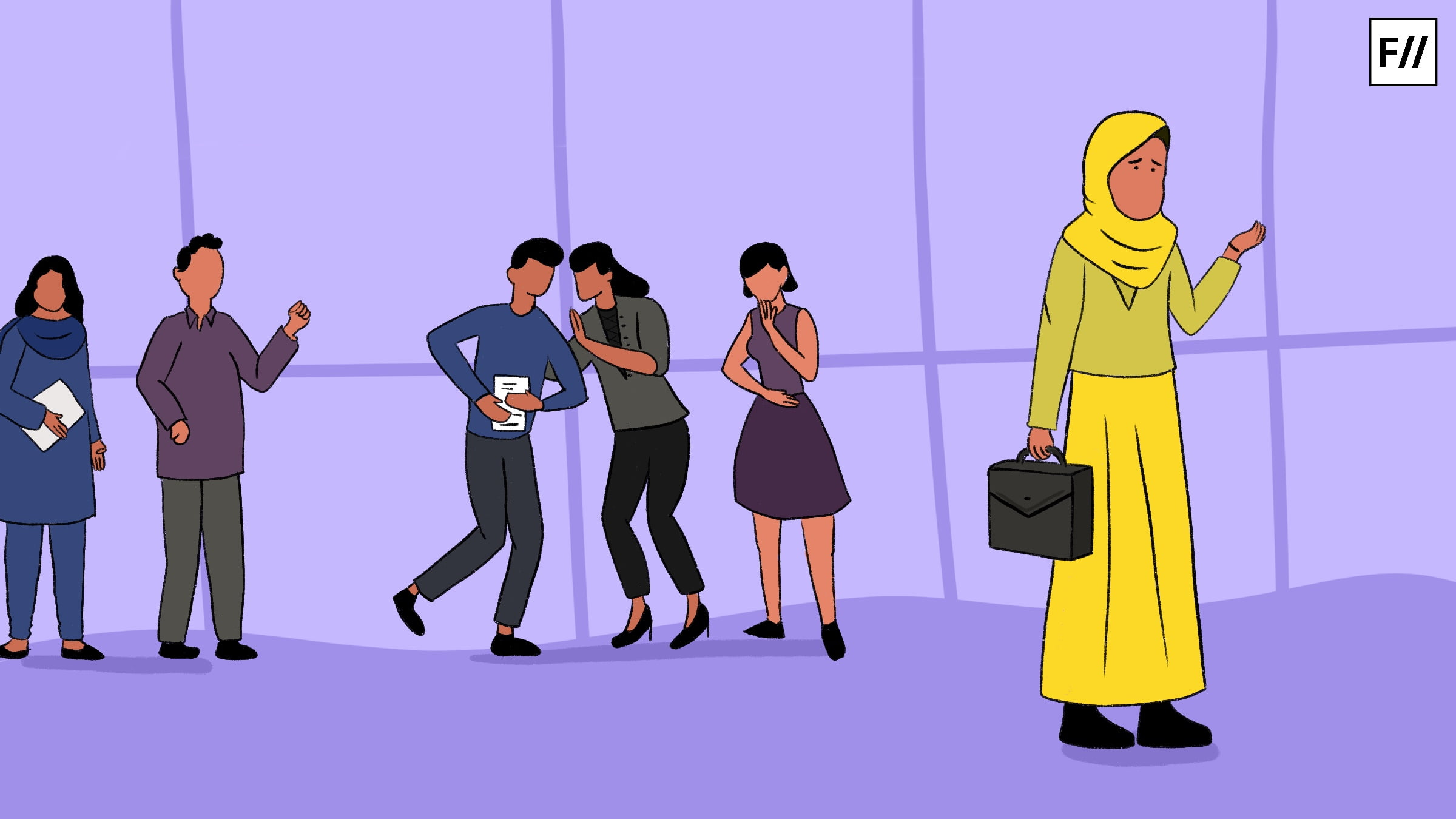 Where Are The Muslim Women In India's Workforce?