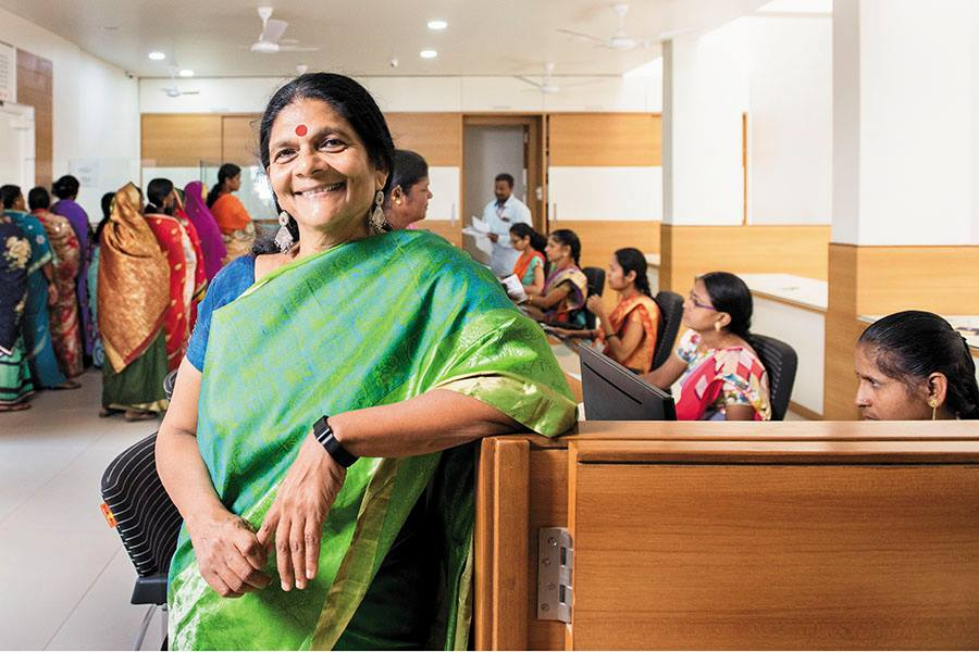 In Conversation With Chetna Gala Sinha: Founder Of Mann Deshi Foundation
