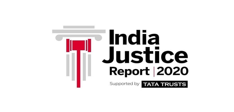 India Justice Report 2020 Is Looking For A Lead Researcher