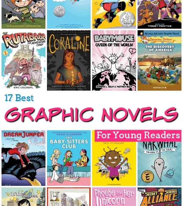 17 Best Graphic Novels for Kids
