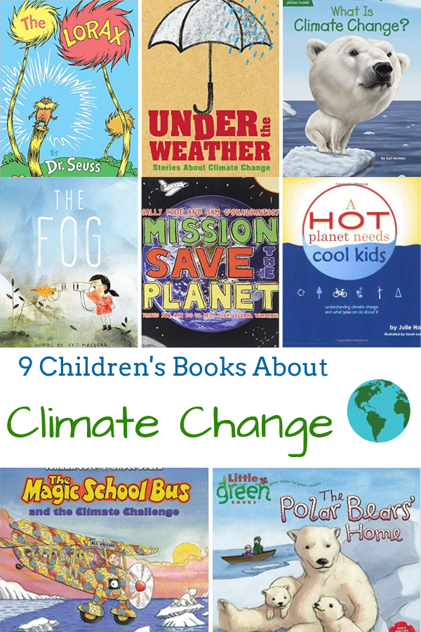 Children's Books About Climate Change