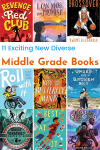 11 Exciting New Middle Grade Books