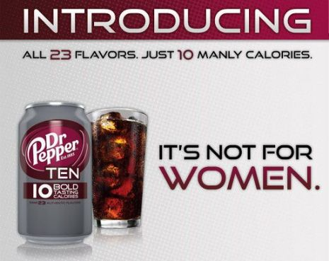 Dr Pepper Ad