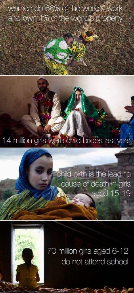 Girls and Women