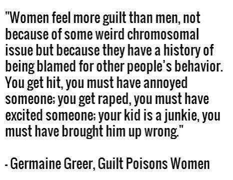 More Guilt