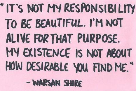 Not My Responsibility