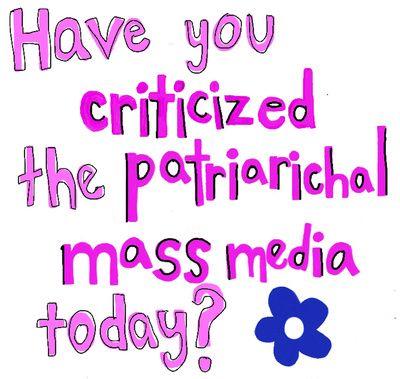 Patriarichal Mass Media
